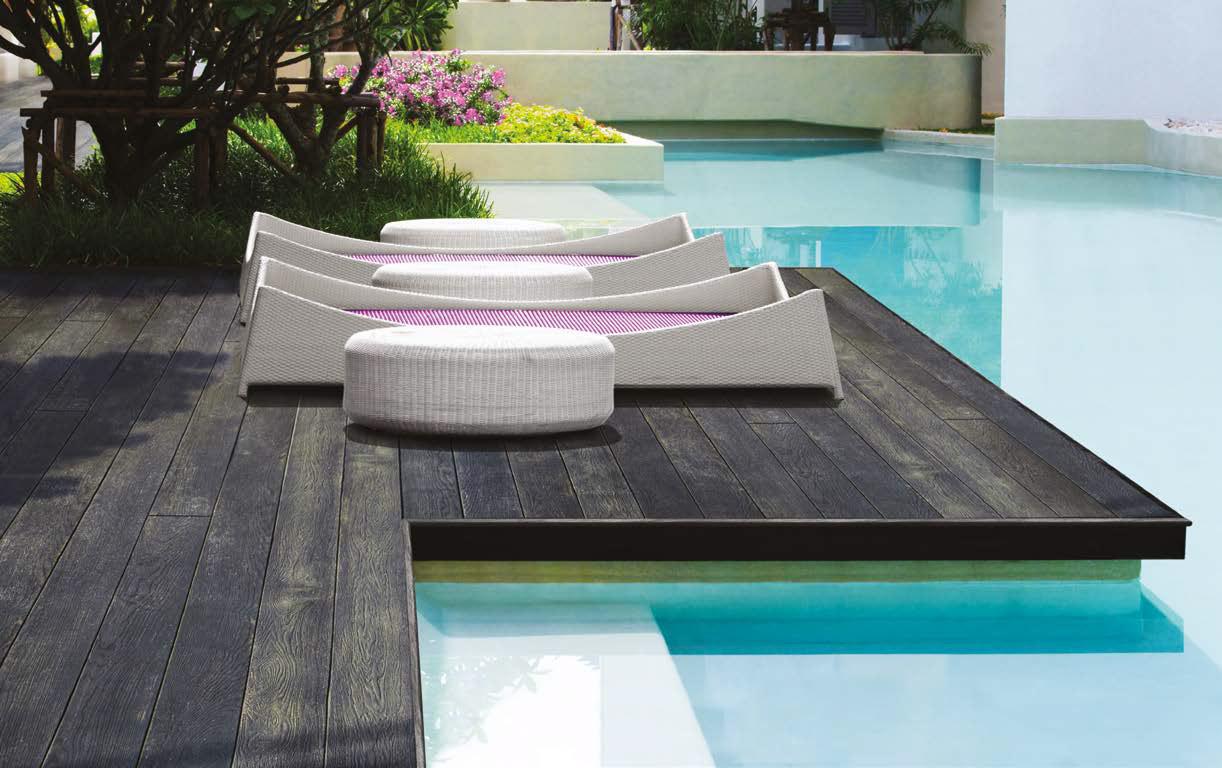 Quality decking exterior decking