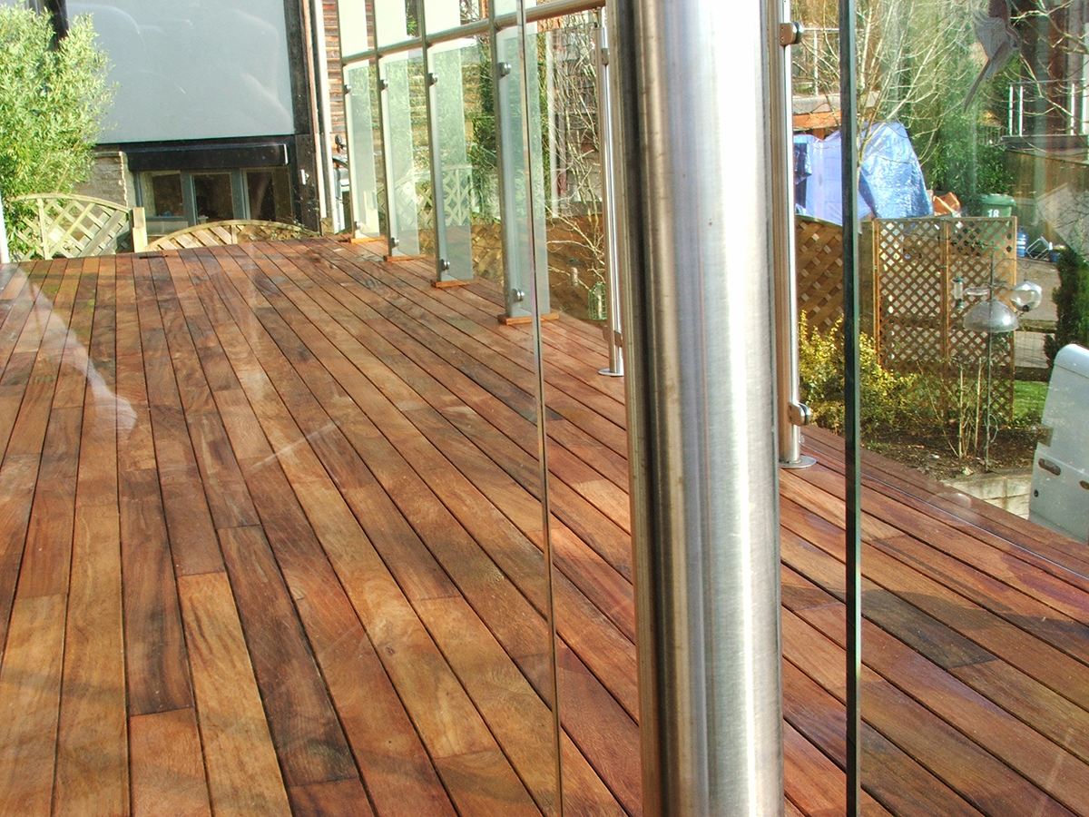 Exterior decking high quality exterior decking for External timber decking