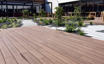 Exterpark Composite Decking