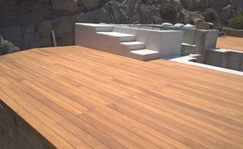 Exterpark Hardwood Decking