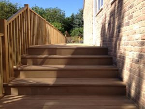 Millboard Enhanced Grain Coppered Oak