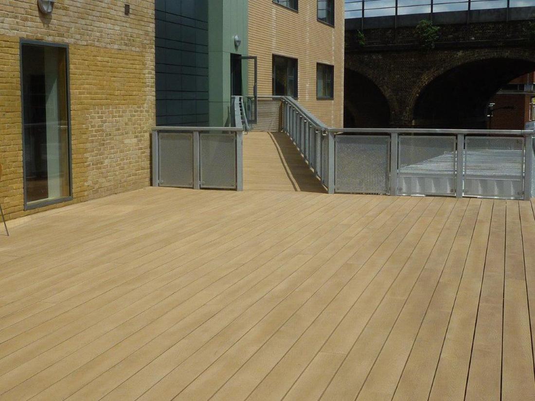 Millboard Enhanced Grain Decking Exterior Decking