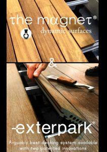 Exterpark Magnet Brochure